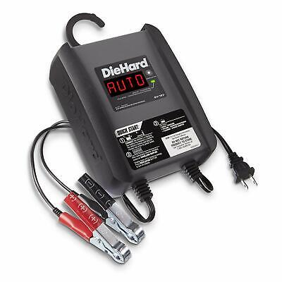 AU94.33 • Buy DieHard 6 Amp 6 Volt And 12 Volt Battery Trickle Charger / Maintainer