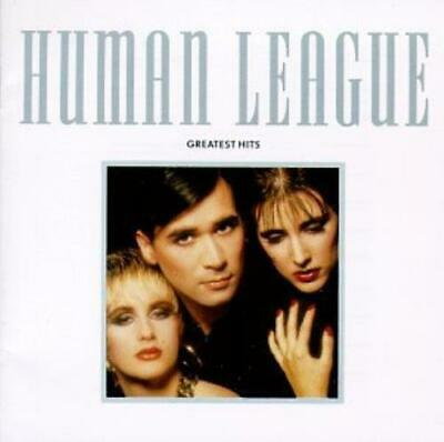Human League - Greatest Hits CD Value Guaranteed From EBay's Biggest Seller! • 2.57£