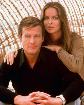$ CDN11.79 • Buy Spy Who Loved Me Barbara Bach Roger Moore Publicity Pose 8x10 Photo