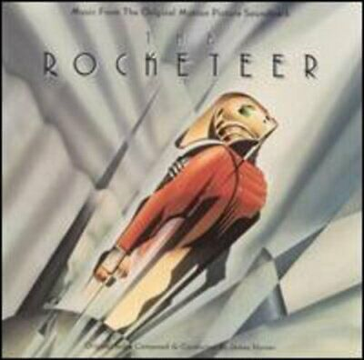 James Horner : The Rocketeer CD Value Guaranteed From EBay's Biggest Seller! • 24.99£