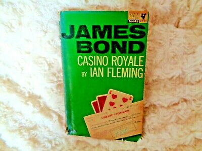 CASINO ROYALE 1st Edition 13rd Print 1963 PAN PB X232 Ian Fleming James Bond 007 • 11.99£