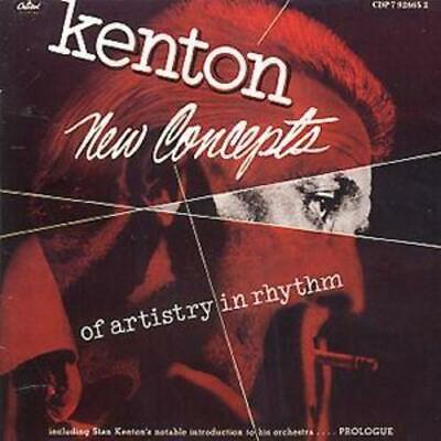 £2.78 • Buy Stan Kenton : New Concepts Of Artistry In Rhythm CD (1999) Fast And FREE P & P