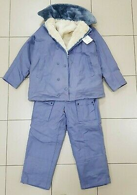 $290 • Buy Genuine Russia Army Winter Suit MABUTA ARCTIC For Special Force GRU. Size 54/3
