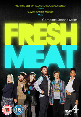 £2.17 • Buy Fresh Meat: Series 2 DVD (2013) Jack Whitehall Cert 15 FREE Shipping, Save £s