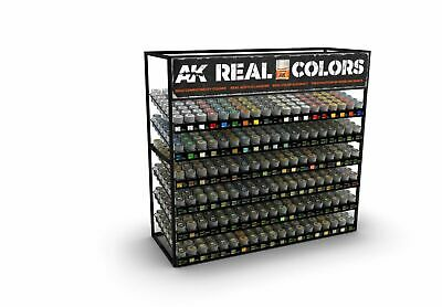 £4.99 • Buy AK Interactive REAL COLORS AFV - Acrylic Lacquer Paints 10ml CHOOSE YOUR COLOURS