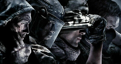 £18 • Buy Call Of Duty Canvas 20x30 Inches Wall Art