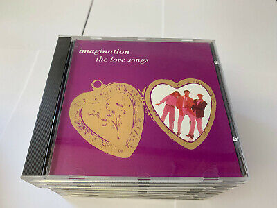 Imagination Love Songs CD 0035627448324 [B32] • 3.29£