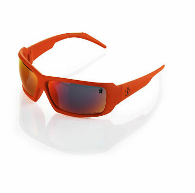 £9.99 • Buy Scruffs Eagle Safety Spectacles With Mirror Lens, UV Protection Cycling Glasses