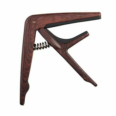 AU11 • Buy Joyo JCP01 Capo For Steel String Acoustic/ Electric Guitar-Wood Look - Jam Music