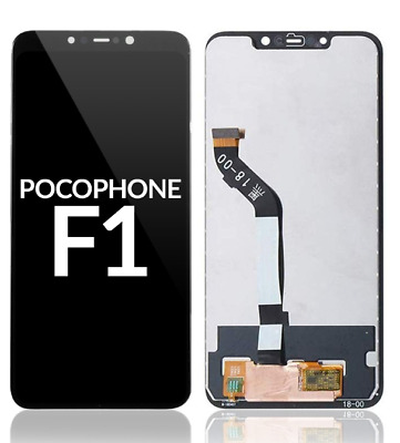 $ CDN79.99 • Buy For XIAOMI POCOPHONE F1 LCD Display Touch Screen No Frame Digitizer Assembly