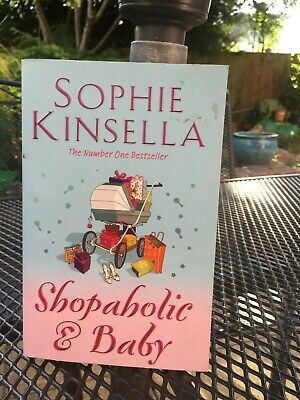 Shopaholic And Baby By Sophie Kinsella (Paperback, 2007) Very Good Condition • 3.10£