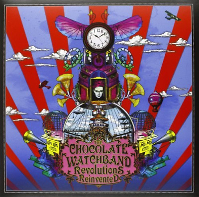 Chocolate Watchband The-Revolutions Reinvented VINYL NEW • 21.91£