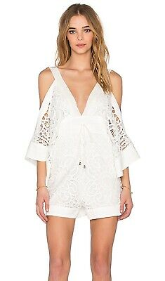 AU200 • Buy Alice McCall  Keep Me There  Playsuit Size 12