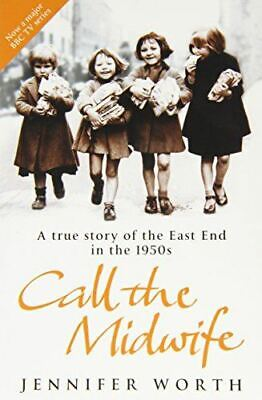 Call The Midwife, Jennifer Worth, Very Good, Paperback • 3.79£