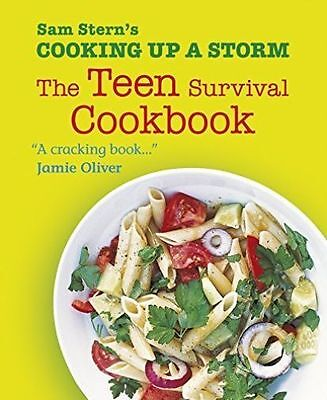 Cooking Up A Storm, Sam Stern, Very Good Condition, Book • 7.52£