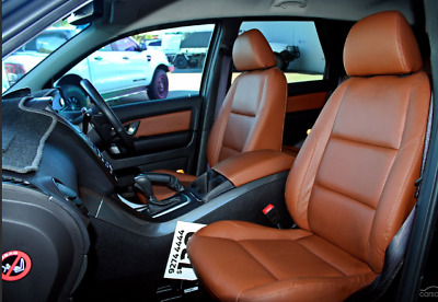 AU1350 • Buy Genuine Ford SZ,SZ2 Territory 5 &7 Seater TAN Leather Trim Covers