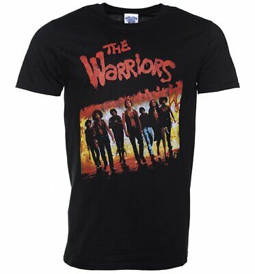 Official Men's The Warriors Movie Poster T-Shirt • 14.99£