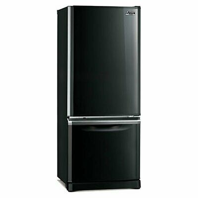 AU948 • Buy NEW Mitsubishi Electric 325L Bottom Mount Fridge MR-BF325EK-OB-A2