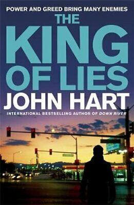 £9.17 • Buy The King Of Lies By John Hart 9781848540989   Brand New   Free UK Shipping