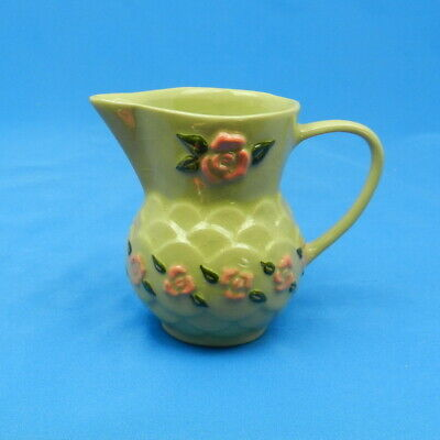 $28.90 • Buy Ceramic Arts Studio PITCHER W/ ROSES  Madison Wisconsin Vintage CAS *LOVELY*