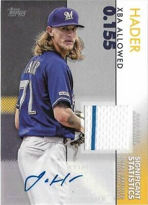 $2.50 • Buy 2020 Topps Baseball Series 2 AUTO JERSEY RC SP Parallel Inserts *FREE SHIPPING*