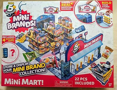 $ CDN53.69 • Buy ZURU 5 Surprise MINI BRANDS MINI MART 4 Mystery Minis STORE & DISPLAY In Hand