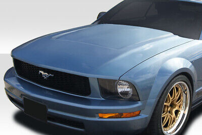 $499 • Buy Duraflex GTH Look Hood 1 Piece For Mustang Ford 05-09 Ed_115897