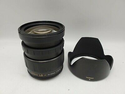 Tamron 28-200mm F3.8-5.6 Aspherical LD IF Zoom Lens For Adaptall 2 Mount • 36.24£