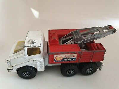 Vintage Matchbox Superkings. K-110 Recovery Vehicle. • 8.99£