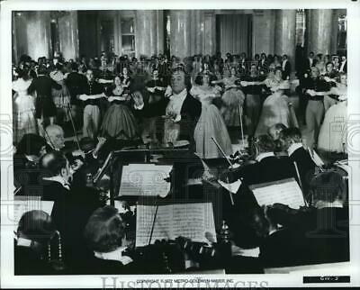 1972 Press Photo A Scene From The Great Waltz. - Spp19495 • 14.46£