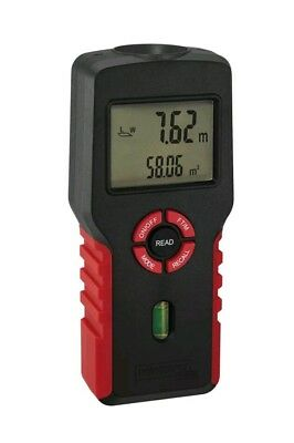Powerfix Profi Multi Ultrasonic Distance Meter Laser Made In Germany • 11.99£