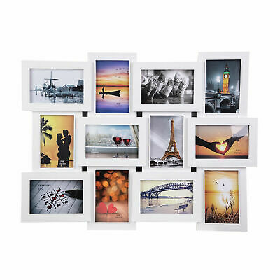 £12.89 • Buy 12 Multi Modern Picture Frame Photo Frames Multi Photo Frame Large Collection UK
