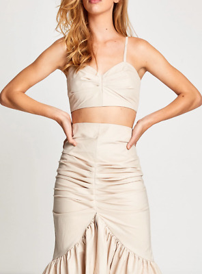 AU40 • Buy Bnwt Alice Mccall Oyster Surrender Top - Size 12 Au/8 Us (rrp $195)