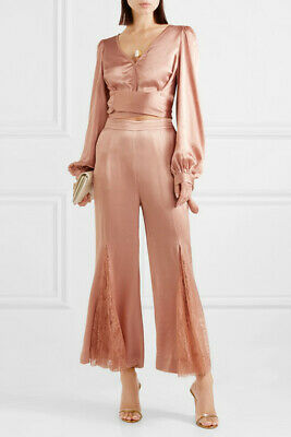 AU50 • Buy Bnwt Alice Mccall Cinnamon Run To You Pants - Size 14 Au/10 Us (rrp $290)
