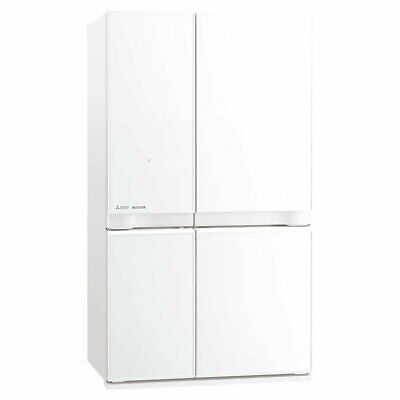 AU2570 • Buy NEW Mitsubishi Electric 710L French Door Fridge MR-L710EN-GWH-A2