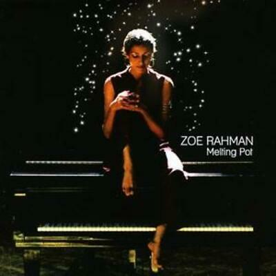 Zoe Rahman : Melting Pot CD (2005) Value Guaranteed From EBay's Biggest Seller! • 3.48£
