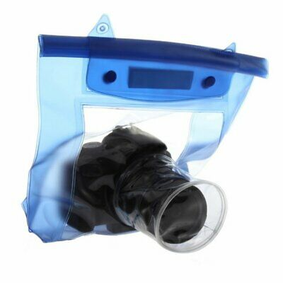 DSLR SLR Camera Waterproof Underwater Housing Case Pouch Dry Bag Canon CH • 4.41£