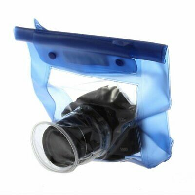 Camera Waterproof Underwater Housing Case Pouch Dry Bag Canon CH • 4.41£
