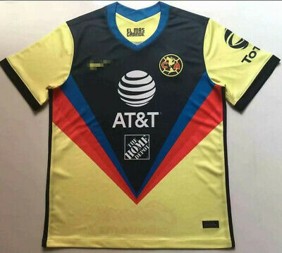 $19.99 • Buy NEW 2020-2021 Club America Home Soccer Jersey