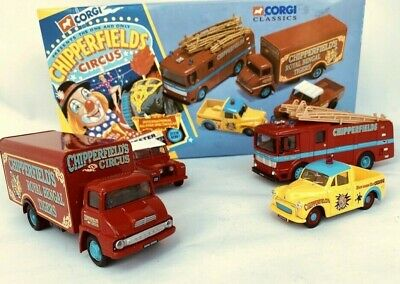 $22.60 • Buy Corgi Classics # 31703 Chipperfield's Circus Die-Cast Vehicles (set Of 4)
