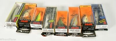 $ CDN35.19 • Buy Vintage Rapala Antique Fishing Lure Group Lot In Boxes JJ50