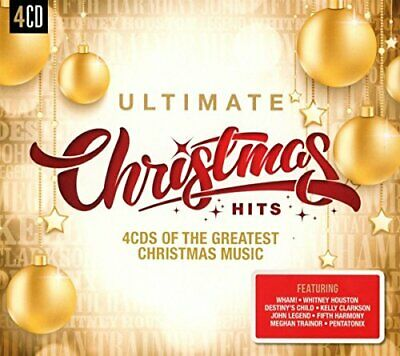 £6.07 • Buy Ultimate... Christmas Hits -  CD 51VG The Fast Free Shipping