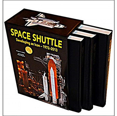 Space Shuttle: Developing An Icon 1972-2013 • 139.16£