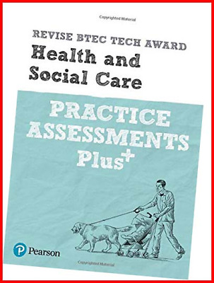 £7.39 • Buy Revise BTEC Tech Award Health And Social Care Practice Assessments Plus