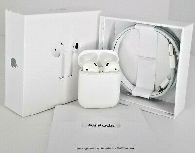 $ CDN154.96 • Buy APPLE AirPods With Charging Case (2nd Generation)