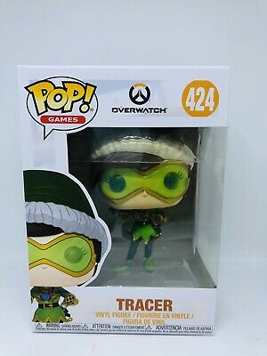 AU24.95 • Buy Funko Pop Overwatch Tracer (Christmas Edition) NEW