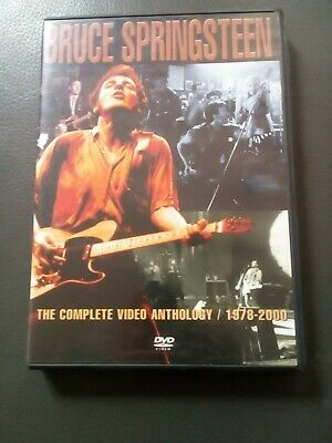Bruce Springsteen The Complete Video Anthology 1978 - 2000 DVD  • 1.49£