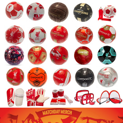 Liverpool FC Football Official Ball Champions Size 5 Size 4 Size 1 GIft Idea • 11.49£