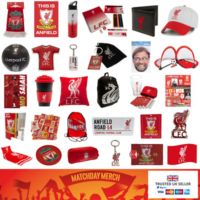 Liverpool FC Official Merchandise Football BIRTHDAY CHRISTMAS GIFT IDEA  • 19.99£
