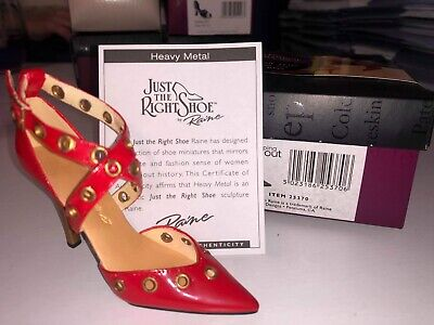 Just The Right Shoe - Heavy Metal • 5£